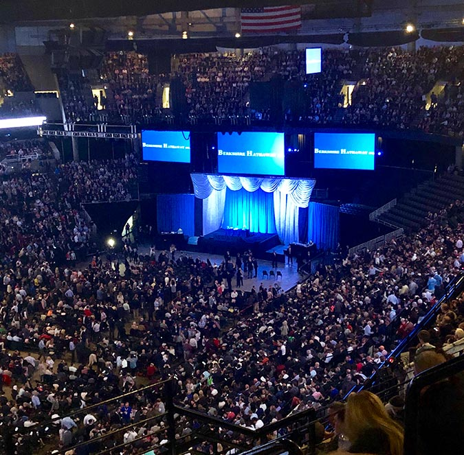 Berkshire Hathaway 2019 Annual Shareholder Meeting, Omaha, Nebraska