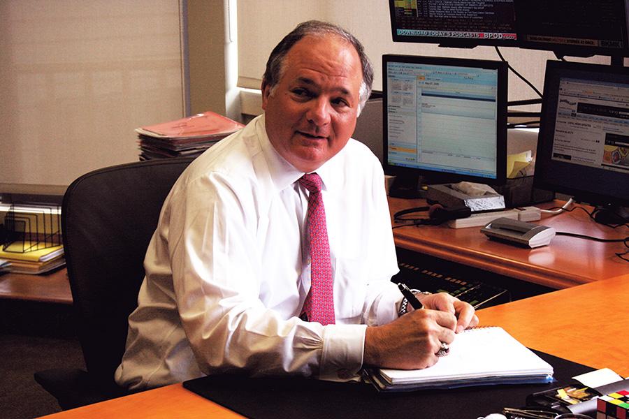 Charles Haberstroh